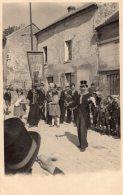 """V11074 Carte Photo   """"  Les Joyeux Bigophones De Gouvieux"""" - Gouvieux"""