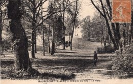 V11077 Cpa 78 Maurecourt - Chateau Du Fay, Le Parc - Maurecourt