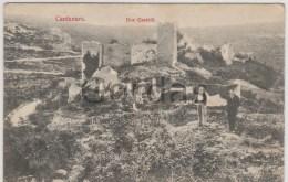 Croatia - Canfanaro - Kanfanar - Due Castelli - Croazia