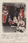 SARDEGNA - CPA  -  Aritzo - Précurseur 1903 - Italia