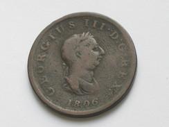 Grande-Bretagne 1 One Penny 1806 - Georgius III - Britannia   **** EN ACHAT IMMEDIAT **** - 1662-1816 : Anciennes Frappes Fin XVII° - Début XIX° S.