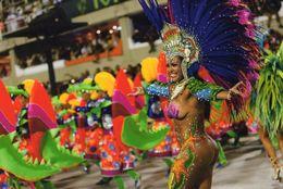 Carneval Rio De Janero PIN UP - Pin-Ups