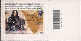 2016 Italien Mi. 3936 **MNH   Cosimo III. De' Medici - 6. 1946-.. Republik