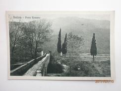 Postcard Andora Ponte Romano By Benedetto Casarico Of Alassio My Ref  B11447 - Italy