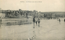 80 ONIVAL FALAISES ENTRE AULT ET ONIVAL - Onival