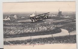 Wenduine (twee Kaarten - Windmolen En Station) - Wenduine