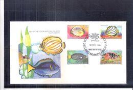 FDC Cocos (Keeling) Islands - Fish - Cocos (Keeling) Islands