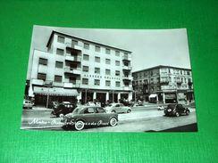 Cartolina Mestre - Piazzale Stazione E Via Piave 1955 Ca - Venezia (Venice)