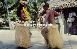 French Polynesia, TAHITI, Dancing Couple At Camera Show Hotel Bali-Hai (1967) - Tahiti