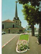 Saint-Jean-de-Monts L'Eglise Voitures - Saint Jean De Monts