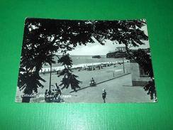 Cartolina Cittadella Del Capo - Spiaggia 1971 - Cosenza