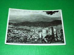 Cartolina Chiusa Pesio ( Cuneo ) - Panorama 1952 - Cuneo