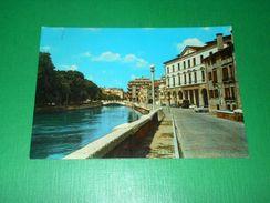 Cartolina Treviso - Riviera Regina Margherita 1968 - Treviso