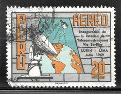 Peru 1969 SC# C242 - Peru