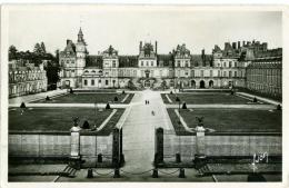 FRANCIA  FONTAINEBLEAU  LE PALAIS  Cour Des Adieux - Fontainebleau