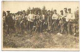 ALLEMAGNE - Camp De Concentration D'OHRDRUF - CARTE PHOTO - Militaires - Ile De Noirmoutier
