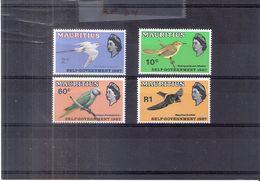 Mauritius - Birds - Oiseaux - Yv.292/95 - Complete Set - XX/MNH - Maurice (...-1967)