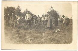 ALLEMAGNE - Camp De Concentration D'OHRDRUF - CARTE PHOTO - Travail Dans Les Marais En Représailles 1915 - Allemagne