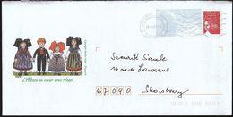 France Mundolsheim 2003 / Museum / Dolls / Hansi / Postal Stationery - Biglietto Postale