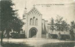 Couvent Des Redemptoristes De BEAUPLATEAU - L'Eglise - Sainte-Ode