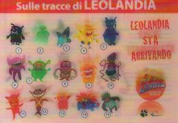 B 1403 - Animata Capriate - Cartoline
