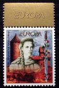 LATVIA # 442.  32s, Europa - Legend Of Rozi Turaidas. MNH (**) - Latvia