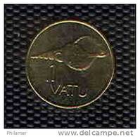 Vanuatu (ex Nouvelles Hebrides) Piece En Service 1 Vatu, 2002, Neuve Unc - Vanuatu