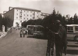 Montecassino - REAL PHOTO ( 12,8 X 17,5 Cm) - Abbazia - Frosinone - Italia - Frosinone