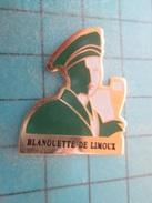 PIN915b : THEME BOISSON : VIN BLANC  BLANQUETTE DE LIMOUX MAITRE GOUSTIER  ; Pas Commun Et En Très Bel état !!! - Boissons
