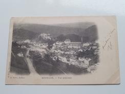 Vue Générale ( A. Geliy, Charleville / A. Florin ) Anno 1901 ( Zie Foto Voor Details ) !! - Bouillon