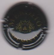 Capsule Mousseux ( MEROTTO SPUMANTI Vert Foncé , Mousseux Italie ) {S28-17} - Mousseux