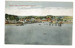CPA ANGLETERRE GENERAL VIEW OF KINSALE JAMES' FORT - Angleterre