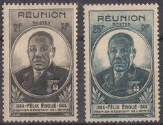 N° 260 Et N° 261 - X - ( C 723 ) - La Isla De La Reunion (1852-1975)