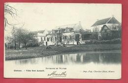 Gistoux - Villa Bon Accueil - 1904 ( Voir Verso ) - Chaumont-Gistoux