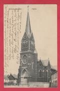 Villers-Perwin - L'Eglise - 1912 ( Voir Verso ) - Les Bons Villers