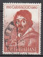 ITALY   SCOTT NO. 811     USED     YEAR  1960 - 1946-60: Usados