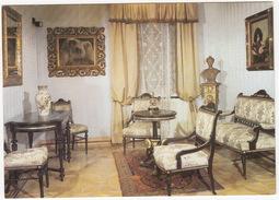 Cetinje: Salon Knjaginjice Vjere - The State Museum, Princess Vjera's Drawing Room (Nikola's Palace) - Montenegro - Montenegro