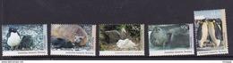 Australian Antarctic Territory  ASC 89-93 1992 Regional Wildlife Set MNH - Unused Stamps