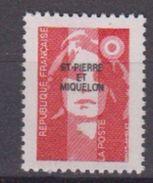 S.P.M.-1993-N°578** MARIANNE DU BICENTENAIRE - St.Pierre Et Miquelon