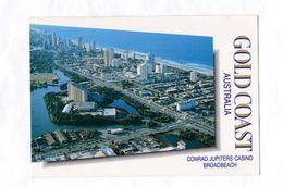 Australie Queensland Vue Aérienne Conrad Jupiters Casino Broadbeach Gold Coast  TBE - Gold Coast