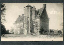 CPA - PLESSIS LES TOURS - Le Château - Autres Communes