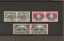 SOUTH AFRICA 1939 HUGUENOT SET SG 82/84 FINE USED Cat £35 - Used Stamps