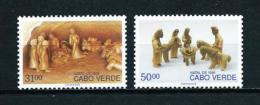 Cabo Verde  Nº Yvert  607/8  En Nuevo - Islas De Cabo Verde