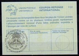 UNITED NATIONS VIENNA UMWELTGIPFEL JUNI 1992  22.05.92 On International Reply Coupon Reponse IRC IAS Antwortschein La25 - Umweltschutz Und Klima