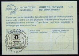UNITED NATIONS VIENNA  Wissenschaft Und Technologie FDC 02.10.92 On Int. Reply Coupon Reponse IRC IAS Antwortschein La25 - Ohne Zuordnung