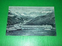 Cartolina Rifugio Vittorio Sella Al Lauzon - Veduta 1922 - Italie