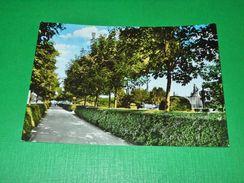 Cartolina Stradella - Giardini Pubblici 1963 - Pavia