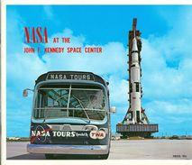NASA At The J. F. Kennedy Space Center Souvenir Book 1970 - 1950-Now