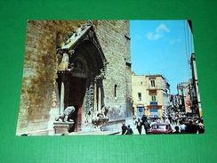 Cartolina Altamura - Corso Federico II 1970 - Bari