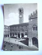 Cartolina Treviso - Piazza Del Popolo 1955 - Treviso